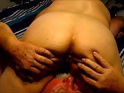 Senior folks making a porn video just lisen in